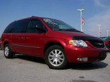 2003 Inferno Red Pearl Chrysler Town & Country LXi #28143351
