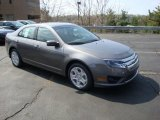 2010 Sterling Grey Metallic Ford Fusion SE #28143501