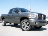 2007 Mineral Gray Metallic Dodge Ram 1500 Sport Quad Cab 4x4 #28143362
