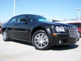 2008 Brilliant Black Crystal Pearl Chrysler 300 Limited AWD #28143366