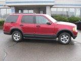 2003 Redfire Metallic Ford Explorer XLT 4x4 #28143720