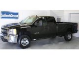 2010 Chevrolet Silverado 3500HD LT Extended Cab 4x4 Data, Info and Specs