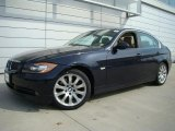 2006 Monaco Blue Metallic BMW 3 Series 330xi Sedan #28143394