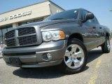 2005 Mineral Gray Metallic Dodge Ram 1500 Sport Quad Cab #28143409