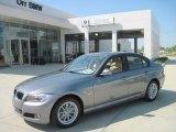 2010 Space Gray Metallic BMW 3 Series 328i Sedan #28143771