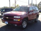2005 Sport Red Metallic Chevrolet Tahoe LS 4x4 #2812727
