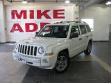 2007 Stone White Jeep Patriot Limited #28143594