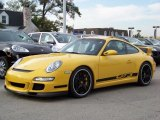 2007 Speed Yellow Porsche 911 GT3 #21967