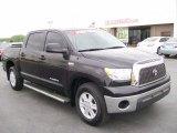 2007 Black Toyota Tundra SR5 CrewMax #28196587