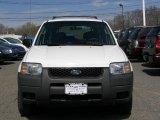 2003 Oxford White Ford Escape XLS V6 4WD #28196403