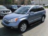 2007 Glacier Blue Metallic Honda CR-V EX-L #28196757