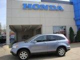 2007 Glacier Blue Metallic Honda CR-V EX-L 4WD #28196274