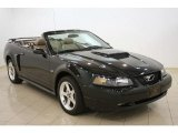 2003 Black Ford Mustang GT Convertible #28196773