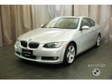 2009 Titanium Silver Metallic BMW 3 Series 328xi Coupe #28196151