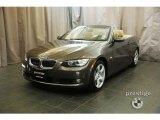 2009 Mojave Brown Metallic BMW 3 Series 328i Convertible #28196154