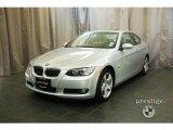 2009 Titanium Silver Metallic BMW 3 Series 328xi Coupe #28196155