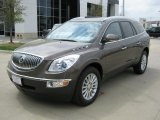 2010 Cocoa Metallic Buick Enclave CX #28196658