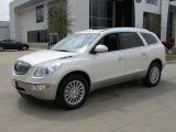 2010 White Diamond Tricoat Buick Enclave CX #28196659