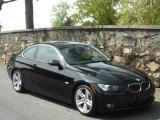 2008 Black Sapphire Metallic BMW 3 Series 335i Coupe #28196313