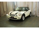 2007 Pepper White Mini Cooper Hardtop #28196170