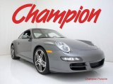 2008 Meteor Grey Metallic Porsche 911 Carrera S Coupe #28196198