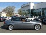 2010 Space Gray Metallic BMW 3 Series 328i xDrive Sedan #28196209