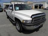 2001 Bright White Dodge Ram 1500 SLT Club Cab #28196473