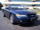 2000 Chrysler Sebring Patriot Blue Pearl