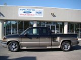 2004 Black Chevrolet Silverado 1500 LT Extended Cab #28196543