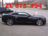 2010 Black Chevrolet Camaro SS SLP ZL575 Supercharged Coupe #28246776