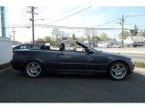 2006 Sparkling Graphite Metallic BMW 3 Series 330i Convertible #28246781