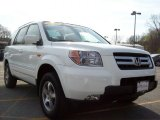 2007 Taffeta White Honda Pilot EX 4WD #28247305