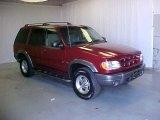 2000 Toreador Red Metallic Ford Explorer XLT 4x4 #28247319