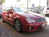 2007 Mercedes-Benz CLK 550 Coupe