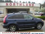 2008 Royal Blue Pearl Honda CR-V EX-L 4WD #28246949