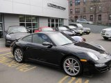 2008 Black Porsche 911 Carrera 4S Coupe #28247359