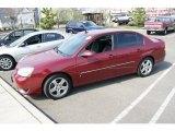 2007 Sport Red Metallic Chevrolet Malibu LTZ Sedan #28247105