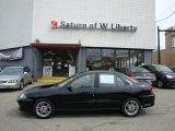 2003 Black Chevrolet Cavalier LS Sport Sedan #28246848