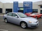 2006 Glacier Blue Metallic Chevrolet Impala LT #28246998