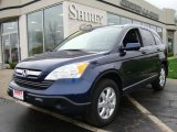 2008 Royal Blue Pearl Honda CR-V EX-L #28246860