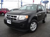 2009 Black Ford Escape XLS #28246716