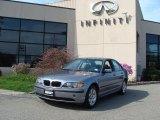 2003 Steel Grey Metallic BMW 3 Series 325xi Sedan #28247182