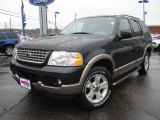2003 Aspen Green Metallic Ford Explorer Eddie Bauer 4x4 #28246718