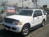 2004 Oxford White Ford Explorer XLT 4x4 #28247190