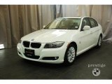 2009 Alpine White BMW 3 Series 328xi Sedan #28246725