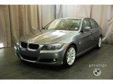 2009 Space Grey Metallic BMW 3 Series 328i Sedan #28246729