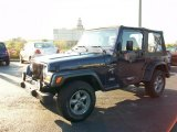 1998 Jeep Wrangler Deep Amethyst Pearl