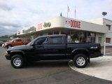 2003 Black Dodge Dakota SXT Quad Cab 4x4 #28312651