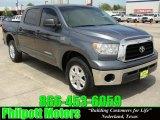 2007 Slate Metallic Toyota Tundra SR5 CrewMax #28312463