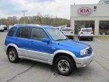 2005 Cosmic Blue Metallic Suzuki Grand Vitara LX #28312672